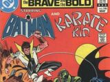 The Brave and the Bold Vol 1 198