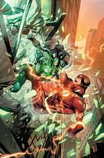 The Flash Vol 5 60 Textless