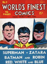 World's Finest Comics 2