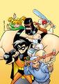 Batman Gotham Adventures Vol 1 52 Textless