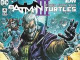 Batman/Teenage Mutant Ninja Turtles III Vol 1 4