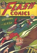 Flash Comics 58
