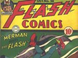 Flash Comics Vol 1 58