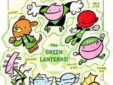 Green Lantern Corps (Tiny Titans)