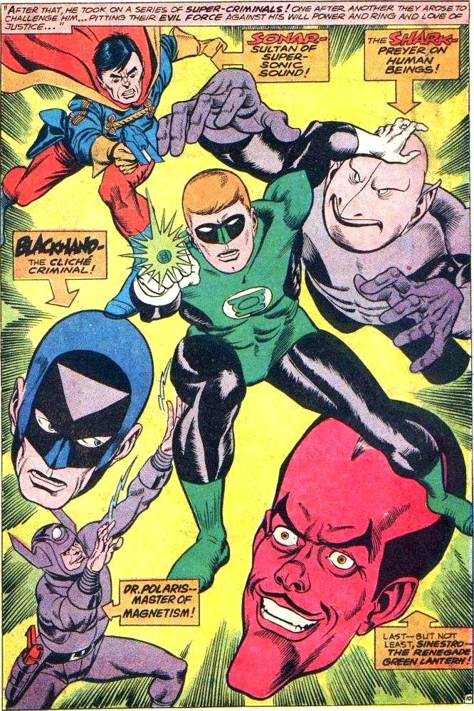 Green Lantern Villains Dc Database Fandom Powered By Wikia