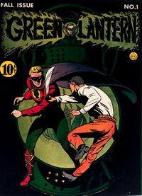 Green Lantern Vol 1 1