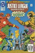 Justice League Quarterly 8