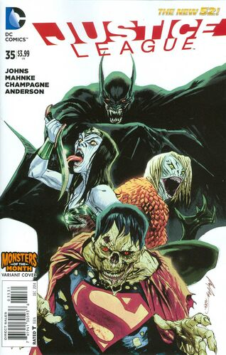 Monsters of the Month Variant