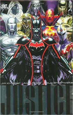 Cover for the Justice Vol. 3 Trade Paperback