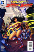 Sensation Comics Featuring Wonder Woman Vol 1 6