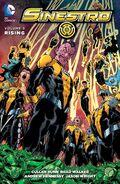Sinestro Rising