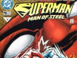 Superman: The Man of Steel Vol 1 79