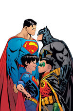 Robin meets Superboy