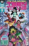 Teen Titans Vol 6 21