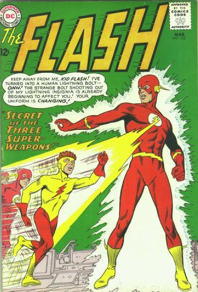 The Flash Vol 1 135 Dc Database Fandom Powered By Wikia