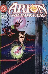 Arion the Immortal Vol 1 1a