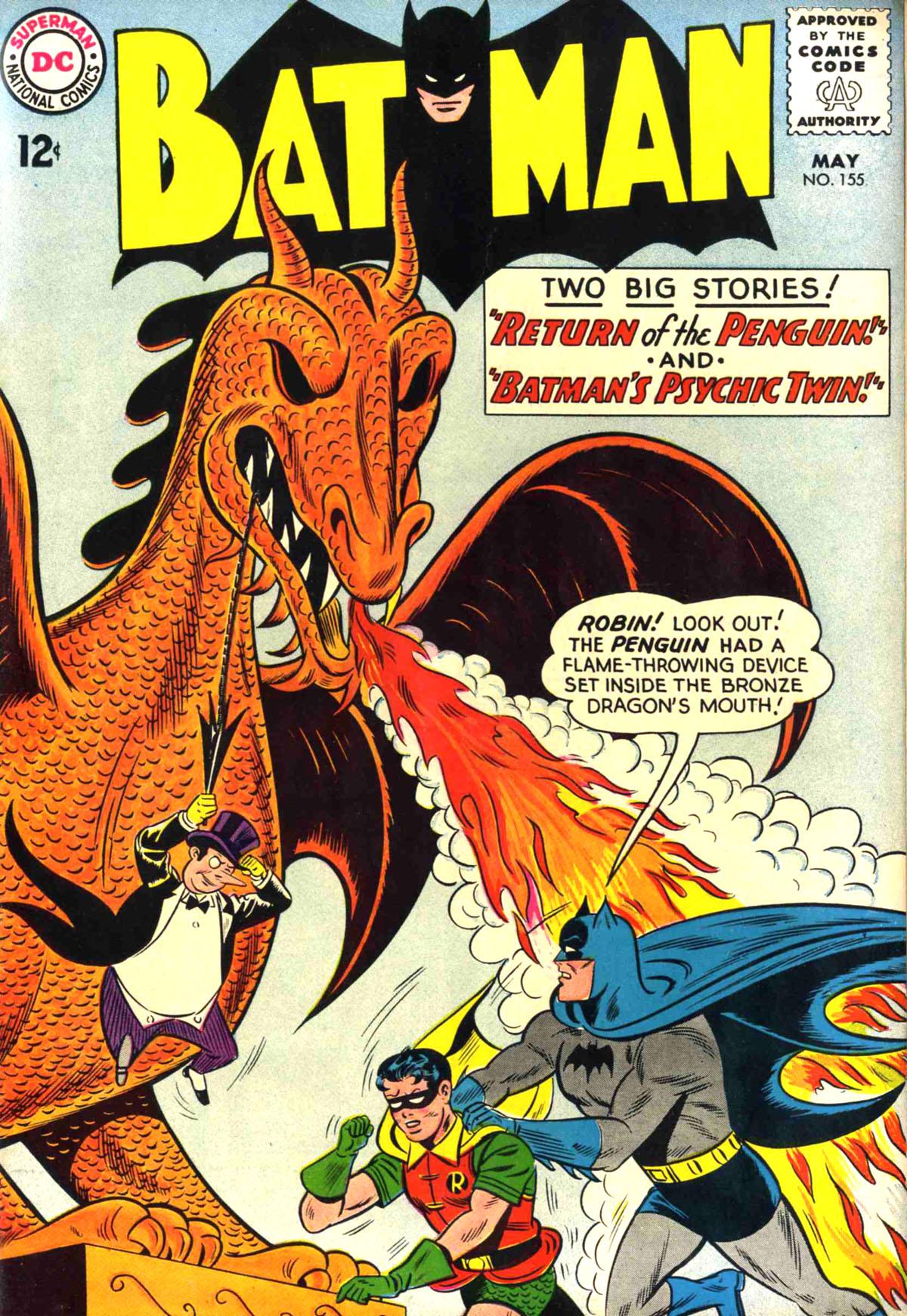 Bildergebnis für Batman(Vol. 1) #155