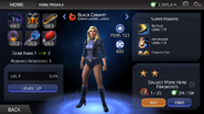 Dinah Laurel Lance DC Legends 0001