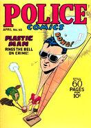Police Comics Vol 1 65