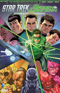 Star Trek Green Lantern The Spectrum War Vol 1 6