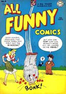 All Funny Comics Vol 1 8