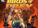 Birds of Prey: Blood and Circuits (Collected)