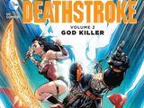 Deathstroke: Godkiller (Collected)