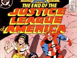 Justice League of America Vol 1 258