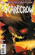 Joker's Asylum Scarecrow 1