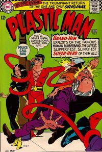 Plastic Man Vol 2 1