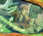 Space Cabbie Prime Earth 0001