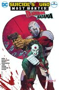 Suicide Squad Most Wanted Deadshot and Katana Vol 1 6