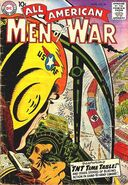 All-American Men of War 60