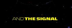 Batman & the Signal (2018) logo