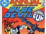 Blue Devil Annual Vol 1 1