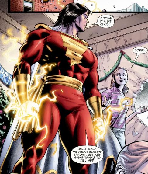 captain marvel d.c