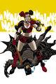 Detective Comics Vol 2 39 Textless Harley Quinn Variant