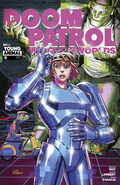 Doom Patrol Weight of the Worlds Vol 1 6