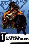 ElfQuest Wolfrider Vol 1