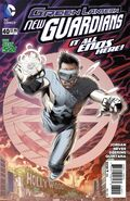 Green Lantern New Guardians Vol 1 40