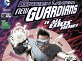 Green Lantern: New Guardians Vol 1 40