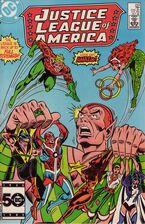 Justice League of America 243