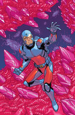 Justice League of America The Atom Rebirth Vol 1 1 Textless Variant