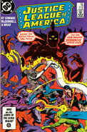 Justice League of America Vol 1 252