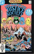Last Days of the Justice Society Special 1