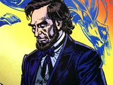 Abraham Lincoln (The Blue, the Grey, and the Bat)
