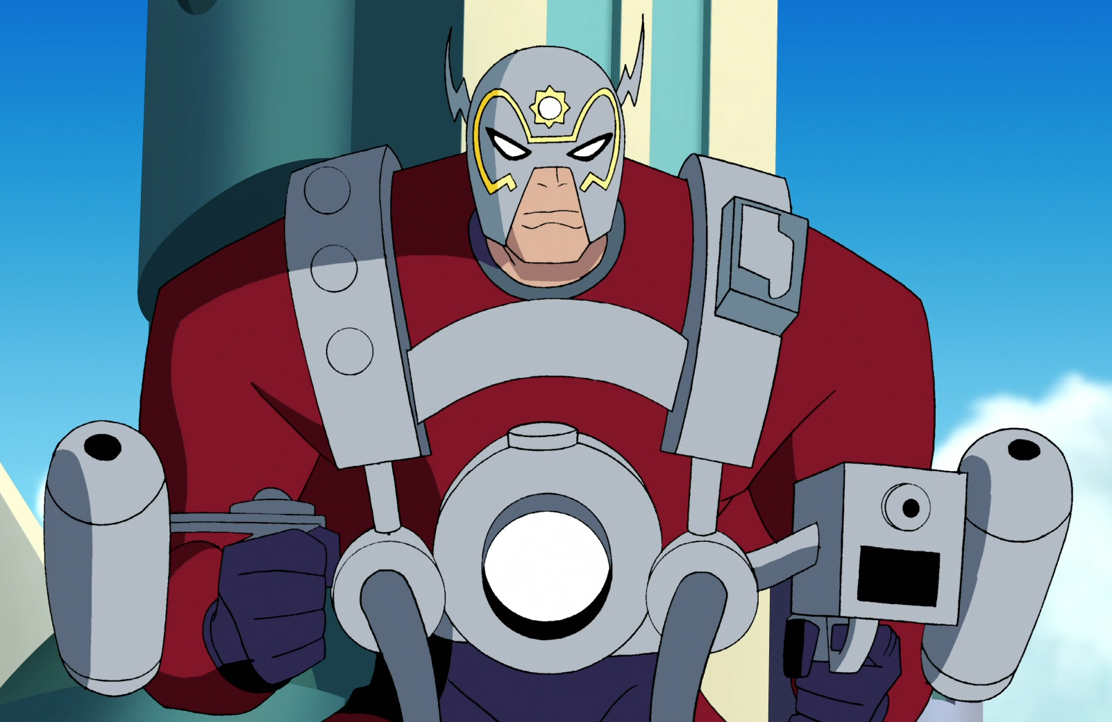 Image result for orion justice league unlimited