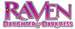 Raven - Daughter of Darkness (2018) logo