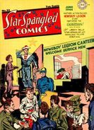 Star Spangled Comics 33