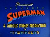 Superman (1941 Cartoons) Episode: Secret Agent